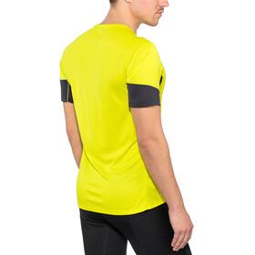 Salomon Agile - T-shirt course à pied Homme - jaune